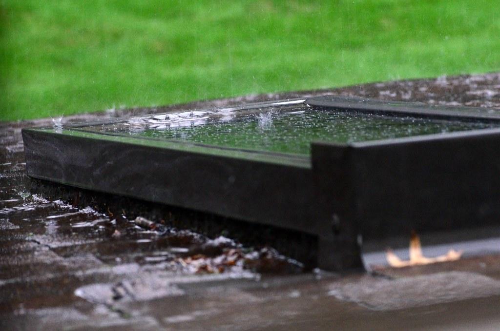 Rain on the Roof  slgckgc  Flickr