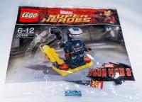 Iron Patriot Lego Polybag 30168 | Lego 30168 Polybag ...