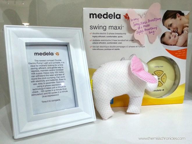 medela at the parenting emporium
