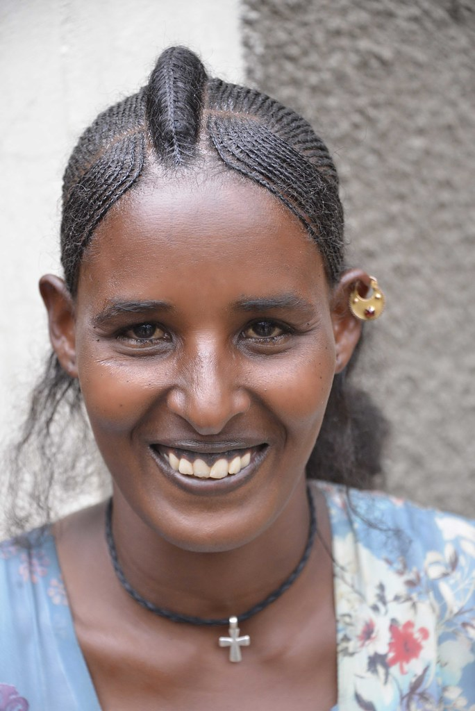 Hair Design Tigray Ethiopia Rod Waddington Flickr