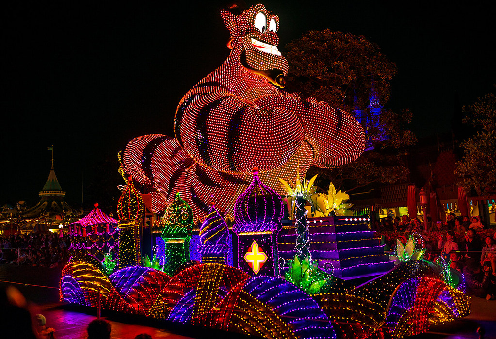 Tokyo Disneyland Electrical Parade Dreamlights Back From