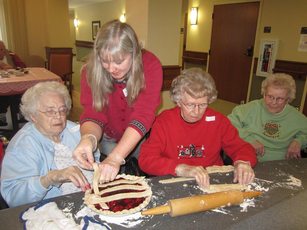 Helping Do The Lattice Crust