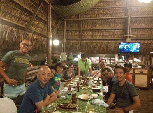 Dinner Time - Photo from Rene Villarta
