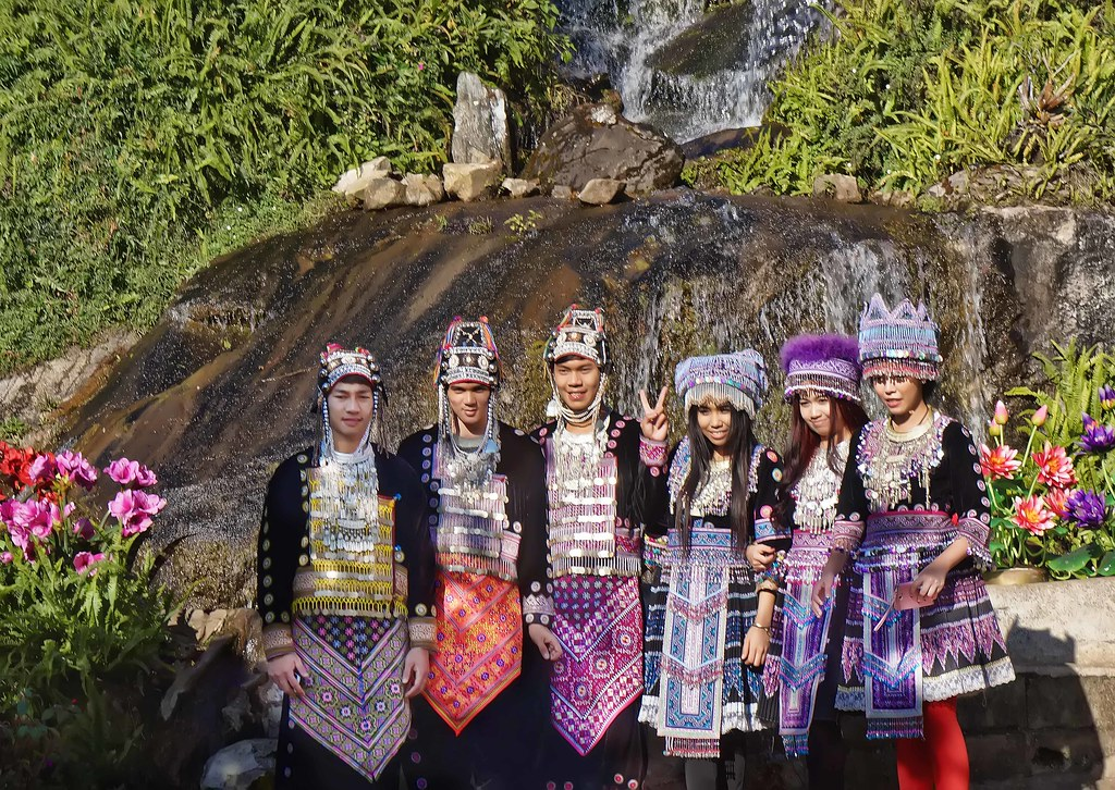 Doi Pui Hmong Village  Chiang Mai Thailand 2014 Stopped an  Flickr