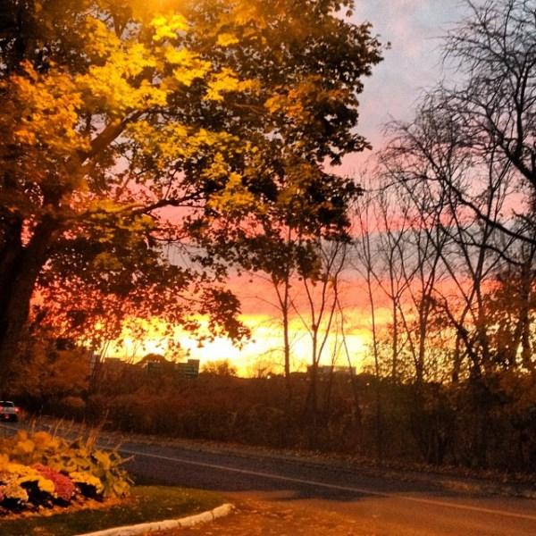 #sunset #sky #beautiful #unique