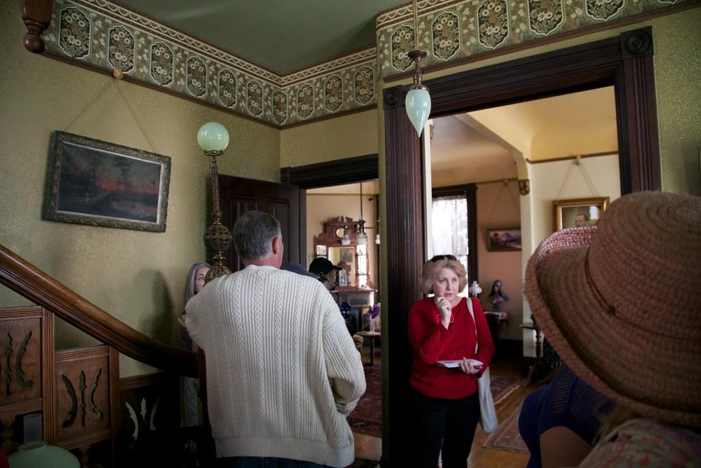 Innes House Interior Of Our Last Stop Juan Monroy