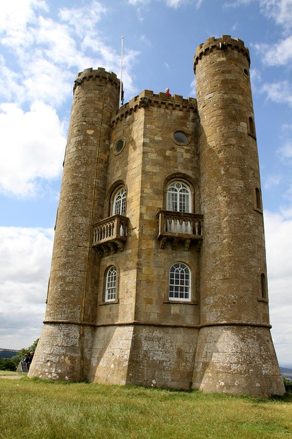 Broadway Tower  The Highest Little Castle in The
