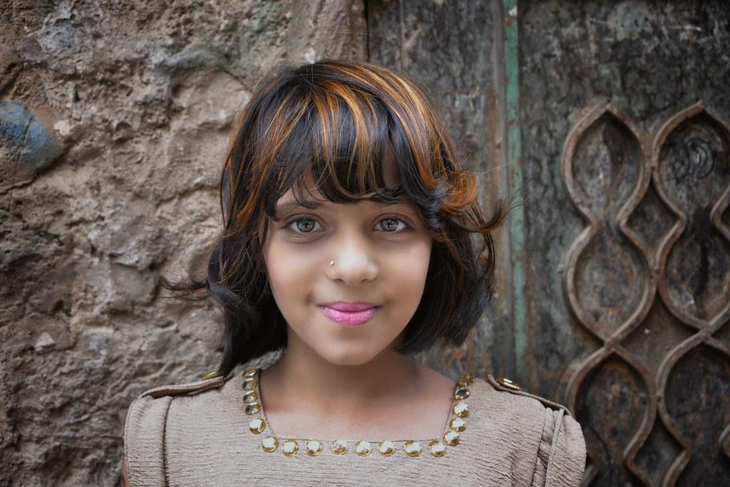 Young Girls Wallpaper Sana A Girl Yemen Rod Waddington Flickr