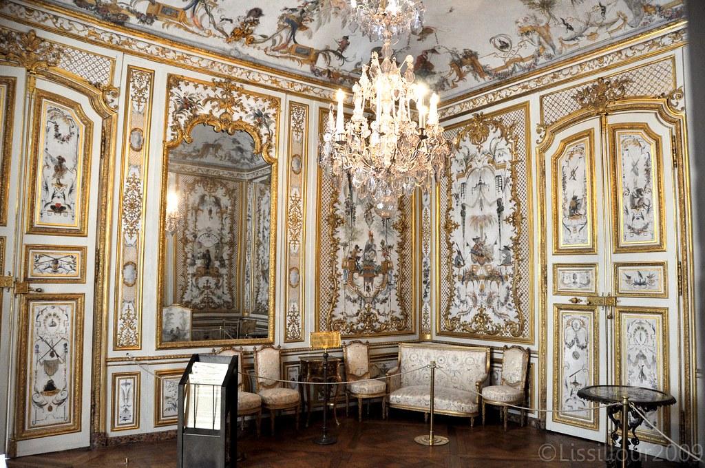 La Grande Singerie Chteau Chantilly France 2009 Info In E