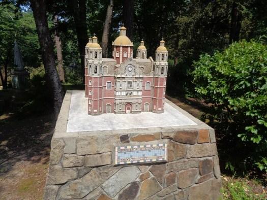 New Display at Ave Maria Grotto, Cullman AL