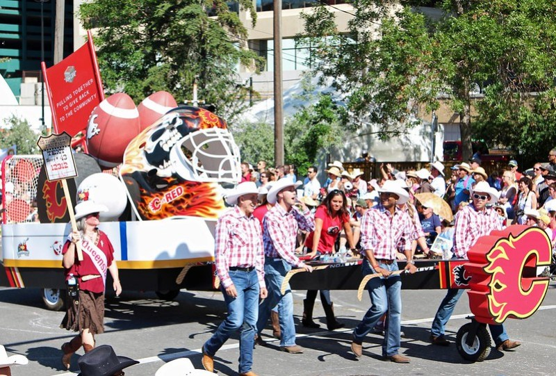 Tips For Attending The Calgary Stampede Parade Nurse