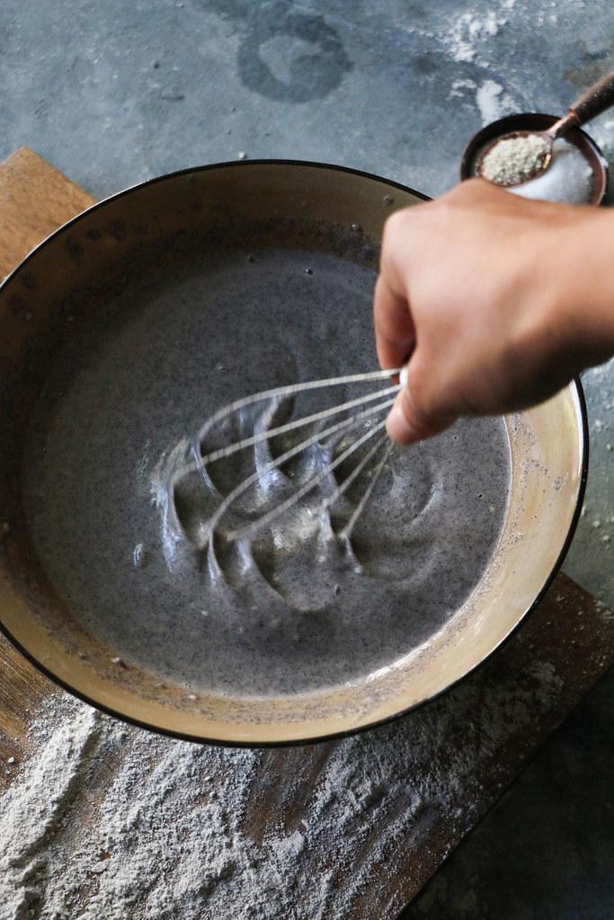 Black Bean Dosa/Crepe |foodfashionparty| #indianfood
