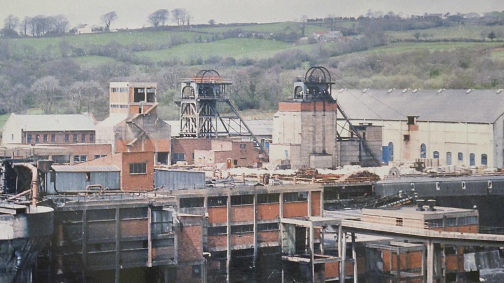 Cwm Colliery At Beddau Unknown Colliery Unknown