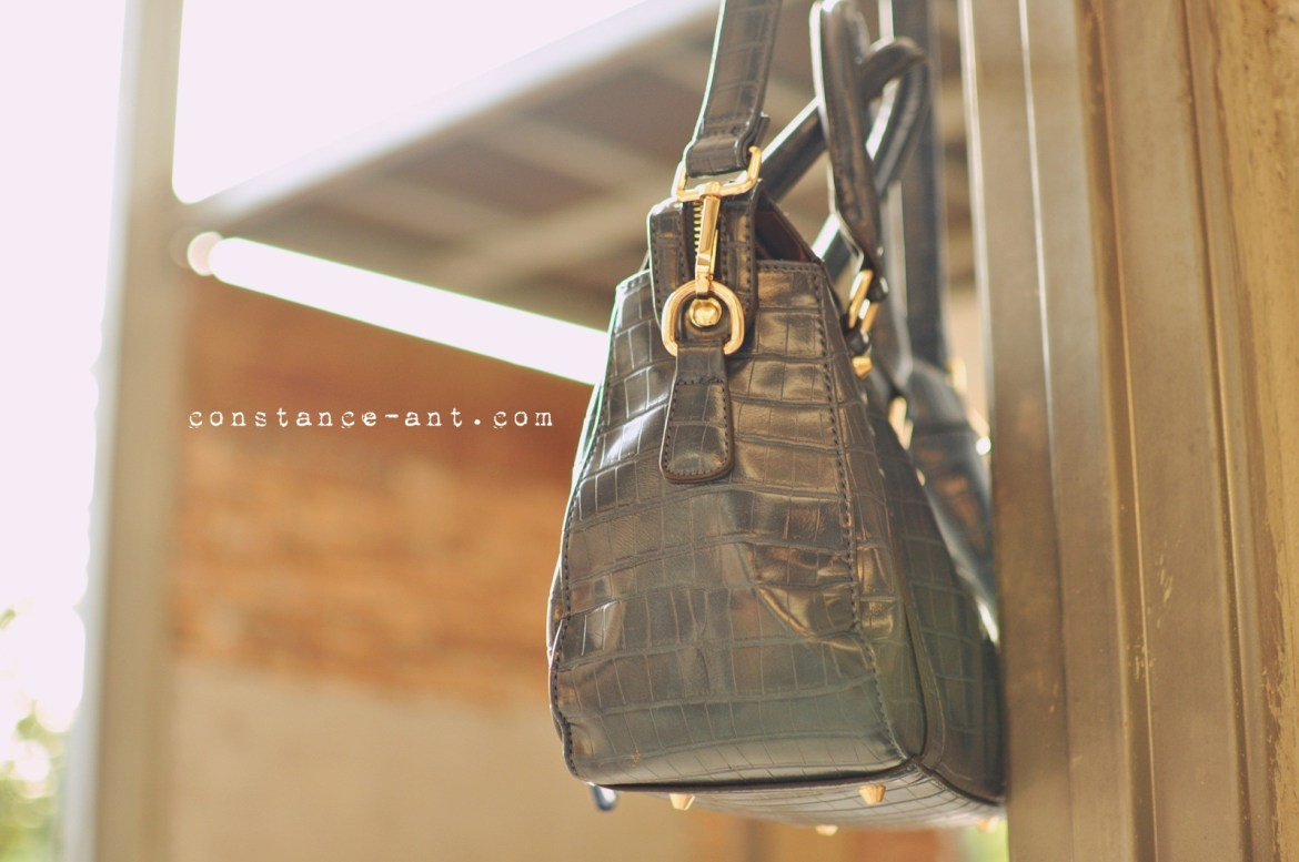 {Sometime X Poplook} Soho Signature Mini Bag