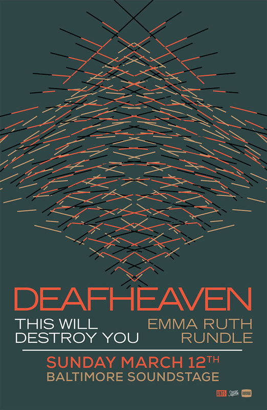 Deafheaven at Baltimore Soundstage