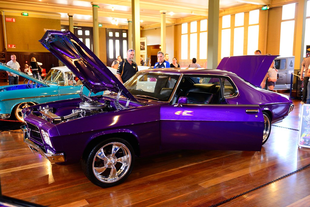 1971 HQ Holden Monaro 2014 Victorian Hot Rod Show Flickr