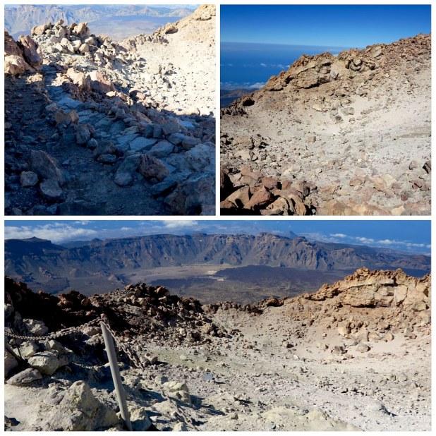 Crater del Teide