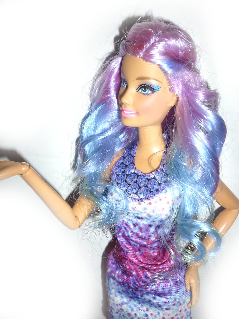 Barbie Ombre Hair Doll I Really Like Her Ombre Hair I