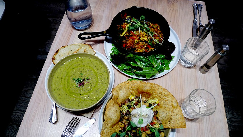 Heirloom Vegetarian Restaurant Vancouver Brunch