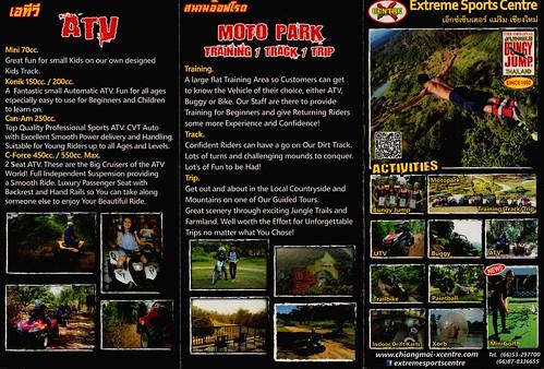 Brochure Chiang Mai X-Centre Thailand 1