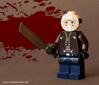 Jason | Comissioned minifigure of Jason from Friday the ...
