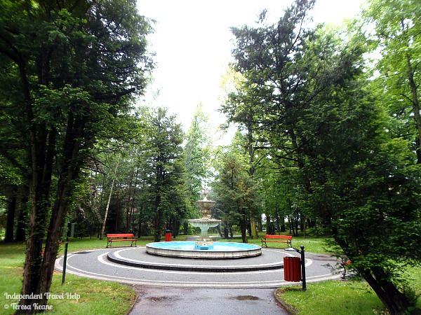 Park Miejski in Wadowice