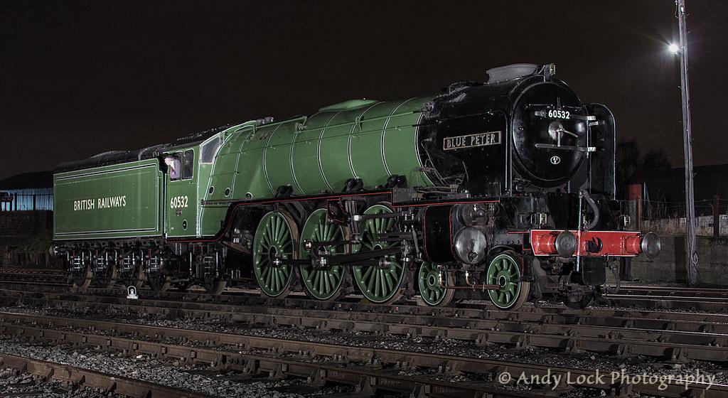 Lner Peppercorn Class A2 60532 Quot Blue Peter Quot A Set Of