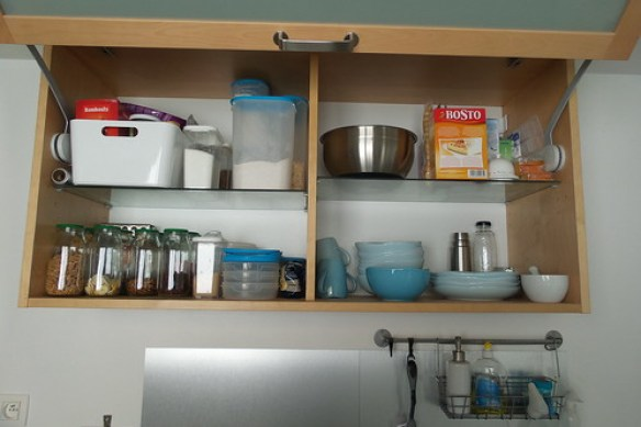 Minimalistische keuken (2)