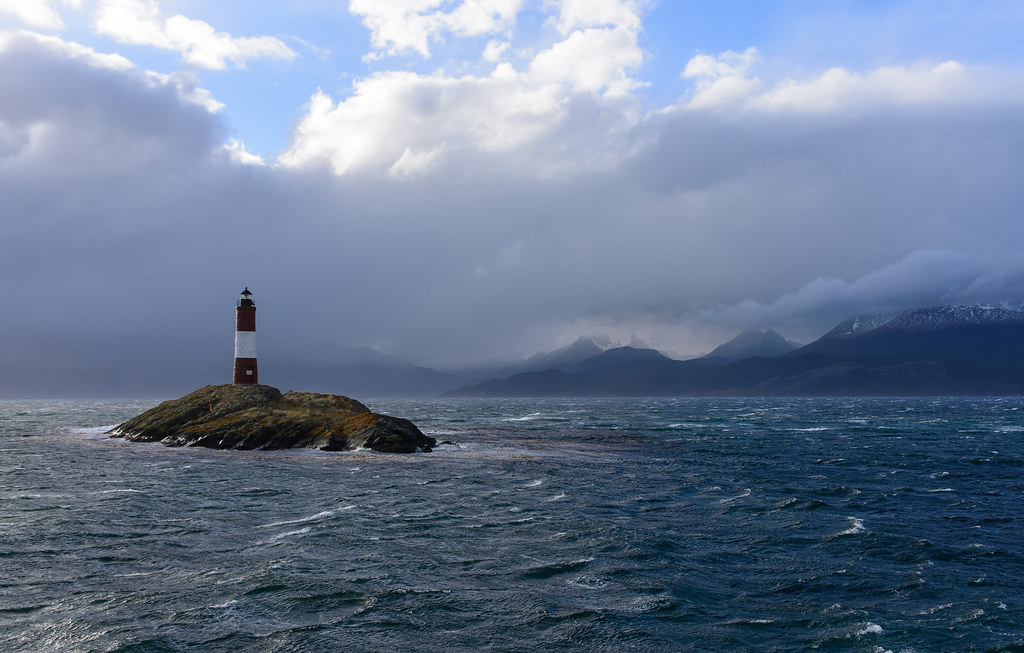Ushuaia Argentina  Les Eclaireurs Lighthouse  Getty  500  Flickr