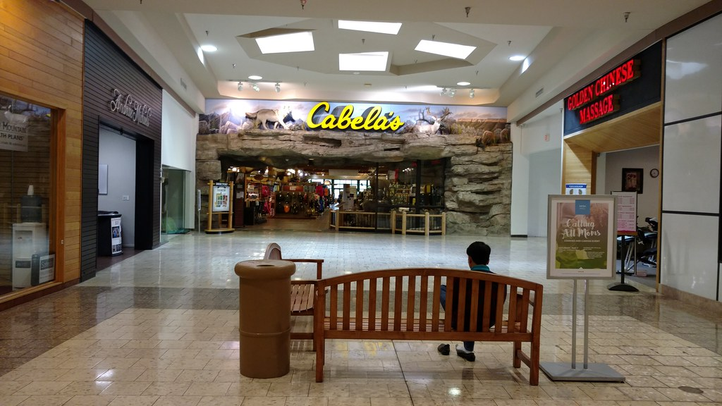 Cabelas Mesa Mall Grand Junction CO  Mesa Mall in Grand