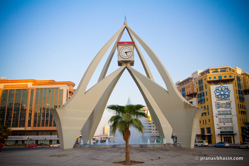 Clock Tower Dubai About Me I Am Pranav Bhasin A