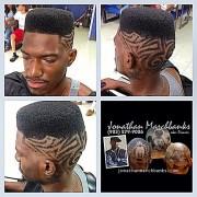 "picasso's hair art ""high top fade"