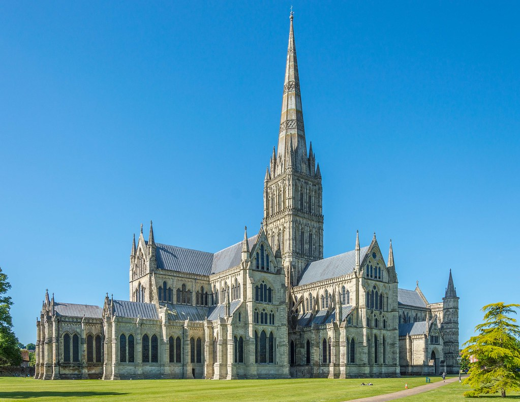Salisbury Cathedral Cathedral Close Wiltshire  This