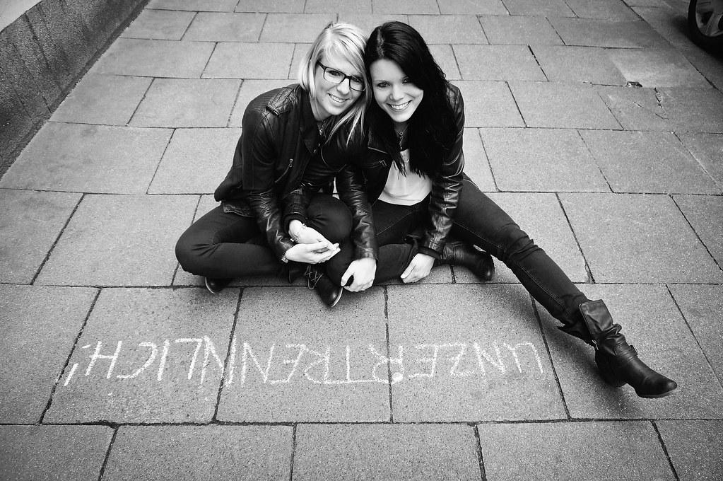 Best Friends Shooting  Unzertrennlich  Fotokiosk Hamburg