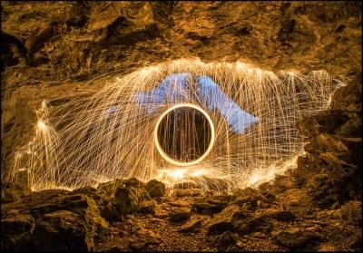 Flowerpot Island Cave | Dale Roddick | Flickr