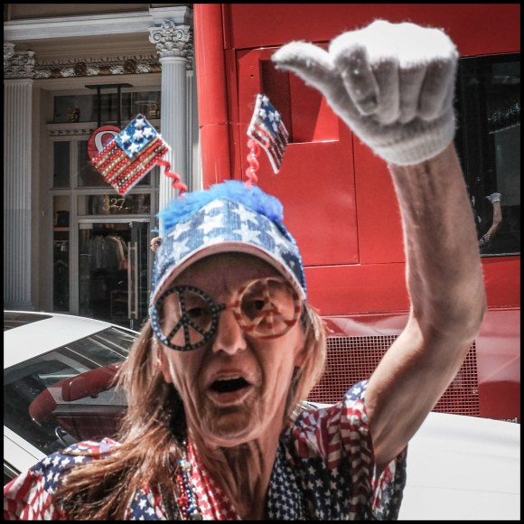 Red White and Blue - San Francisco - 2015