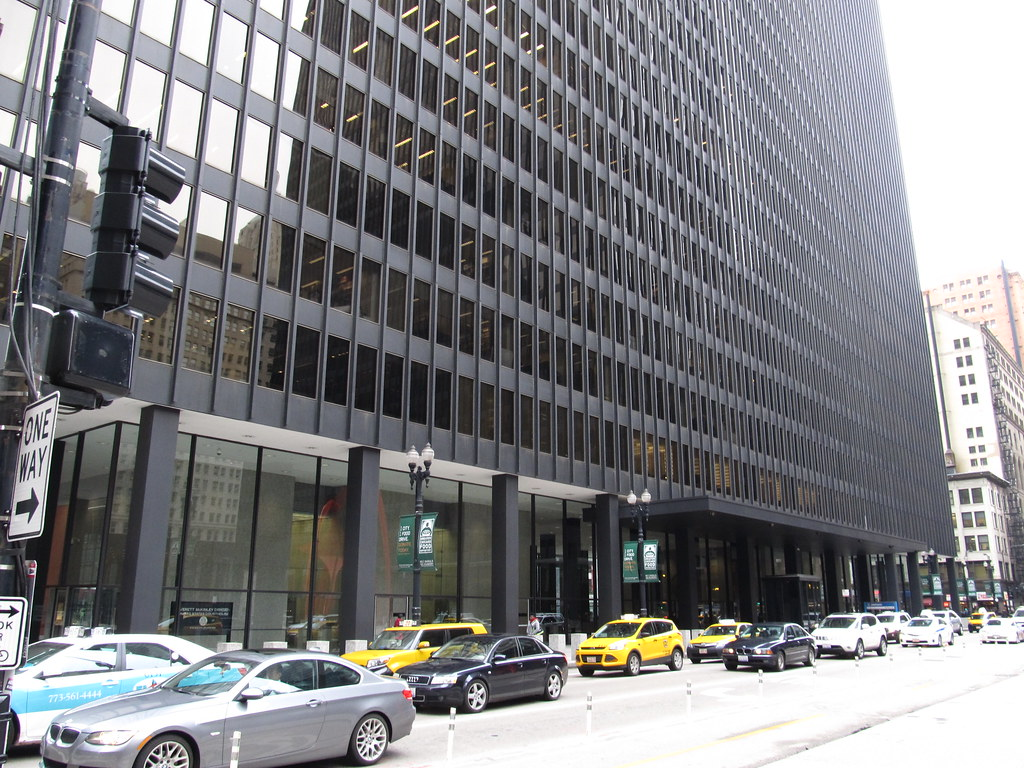 Dirksen United States Courthouse Chicago Loop Chicago I