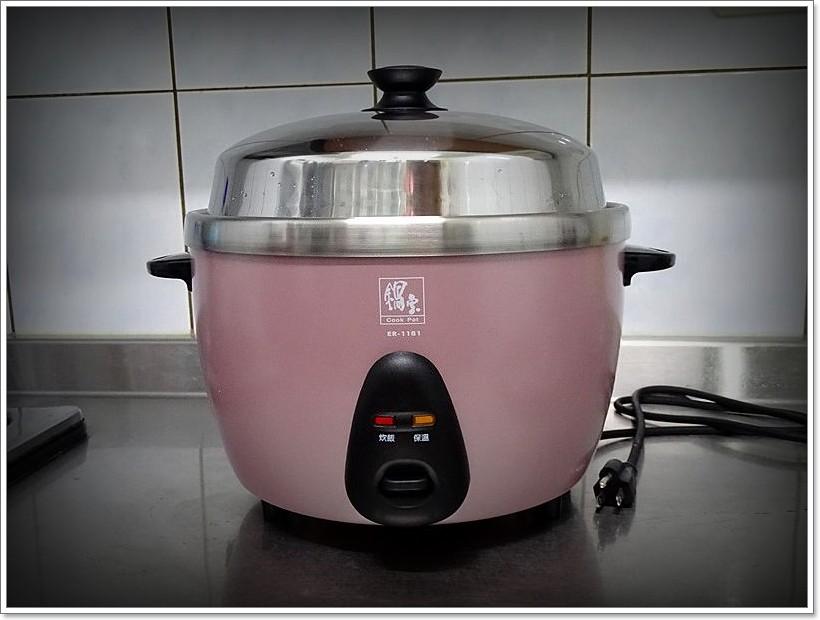 【開箱】鍋寶全能不鏽鋼電鍋-11人份,分離式不銹鋼外鍋,烹調料理全方位~ @ 盒子裡的童言童語 - nidBox親子盒子