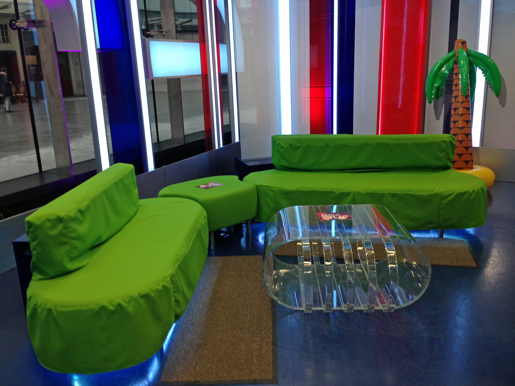 english sofas rowe the one show studio | ...as visited earlier today. it's ...