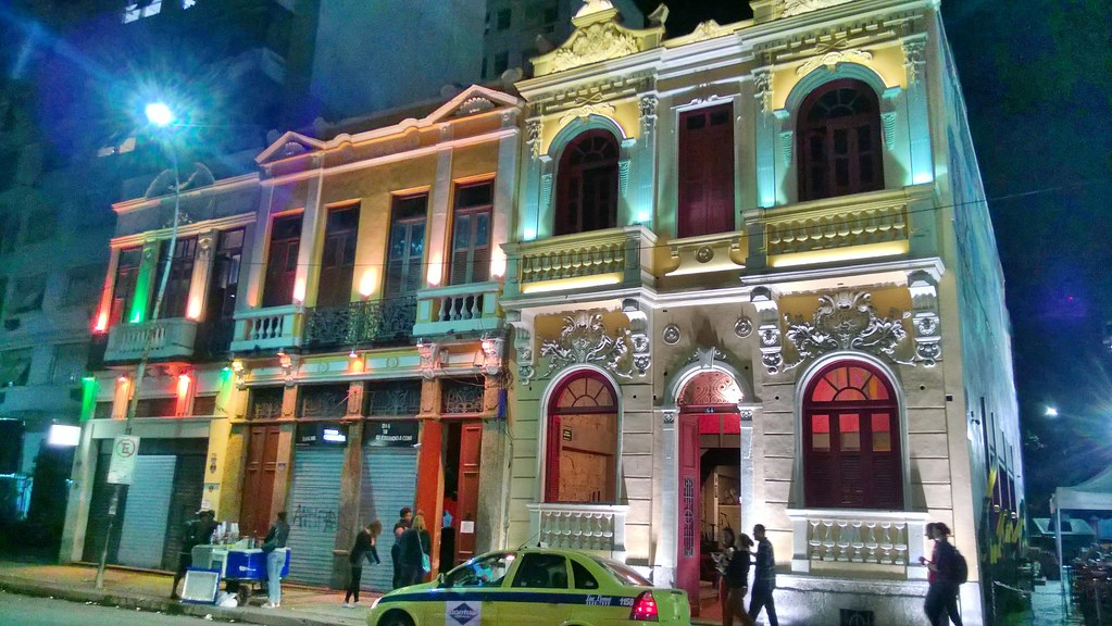 Teatro Odissia Rio de Janeiro Casa de shows Boate Lapa Ri  Flickr