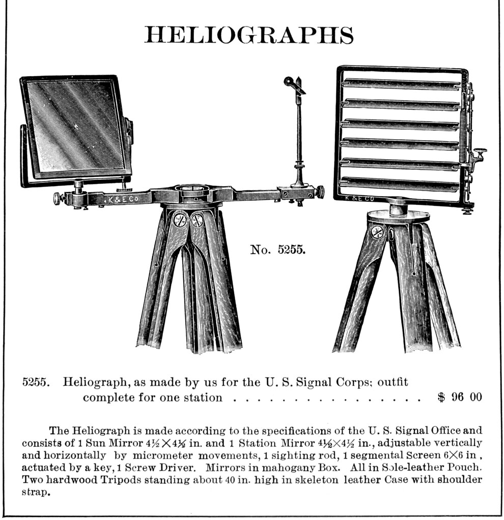 what is a bar diagram wiring for multiple lights on one switch uk 1913 keuffel & esser heliograph diagram. | i photographed th… flickr