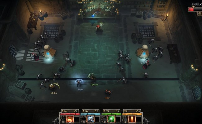 Gauntlet Slayer Edition Coming To Ps4 This Summer