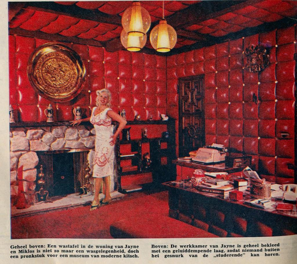 Revue 1961 ill Jayne Mansfield intPink palace a  en