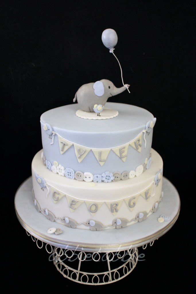 Tyler Georges Christening Cake   This is the cake
