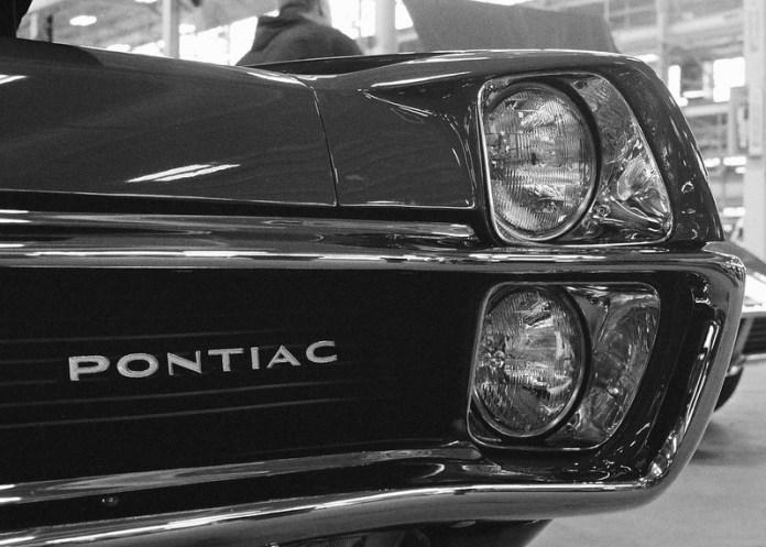 1967 Pontiac Bonneville