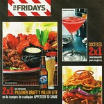 NOCHES TGI Fridays promotions - 22ago14