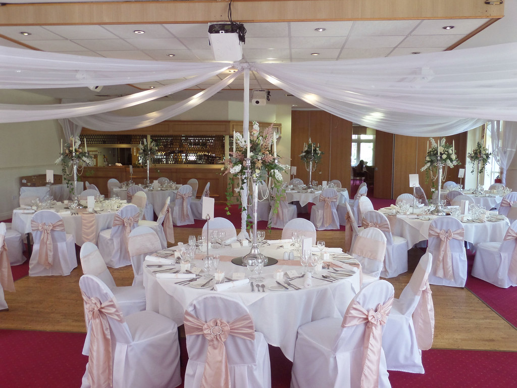 blush chair sashes uk backs for bleachers bagden hall wedding reception orchard suite bramley and drak