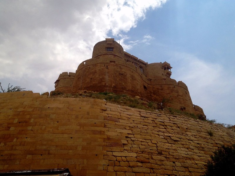 jaisalmer castle view