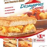quiero desayunar en PIZZA HUT express breakfast promotions - 11ago14