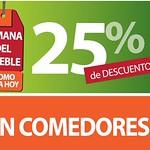 SEARS promociones AHORa descuento en muebles - 26ago14